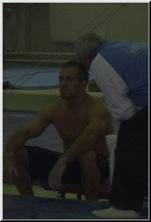 Jordan Jovchev at the Bulgarian Cup 2007