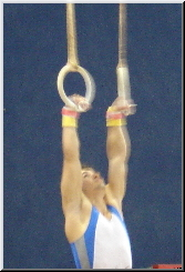 Stefan on the Rings - National 2007