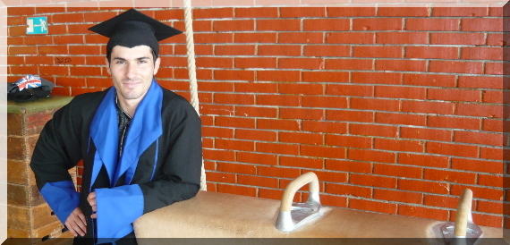 Bachelor's Degree in Sport's Science - Gymnastics and Physical education