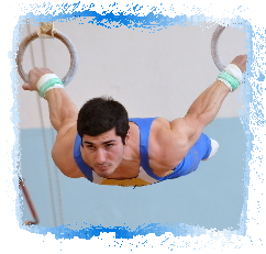 Stefan Kolimechkov at the Bulgarian Gymnastics Cup 2011