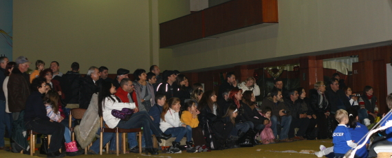 The Audience | Gymnastics Show 2012