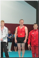 Sutton Gymnastics Academy Awards Ceremony - Stefan Kolimechkov