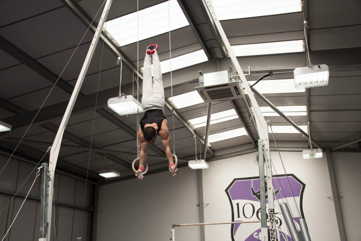 Handstand on Rings | STK SPORT