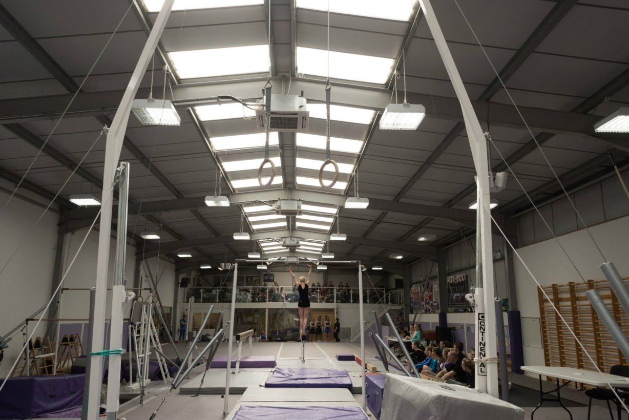 1066 Gymnastics Academy Adult Competition 2015 - The Venue