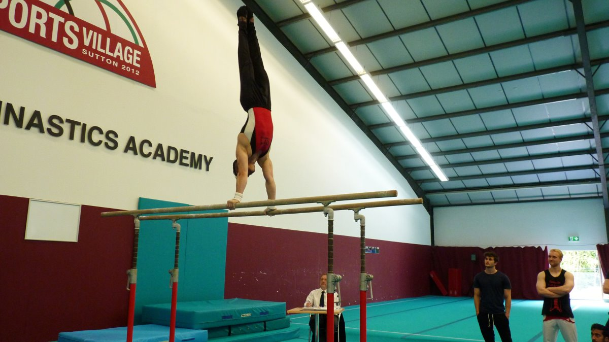 Parallel Bars Champion