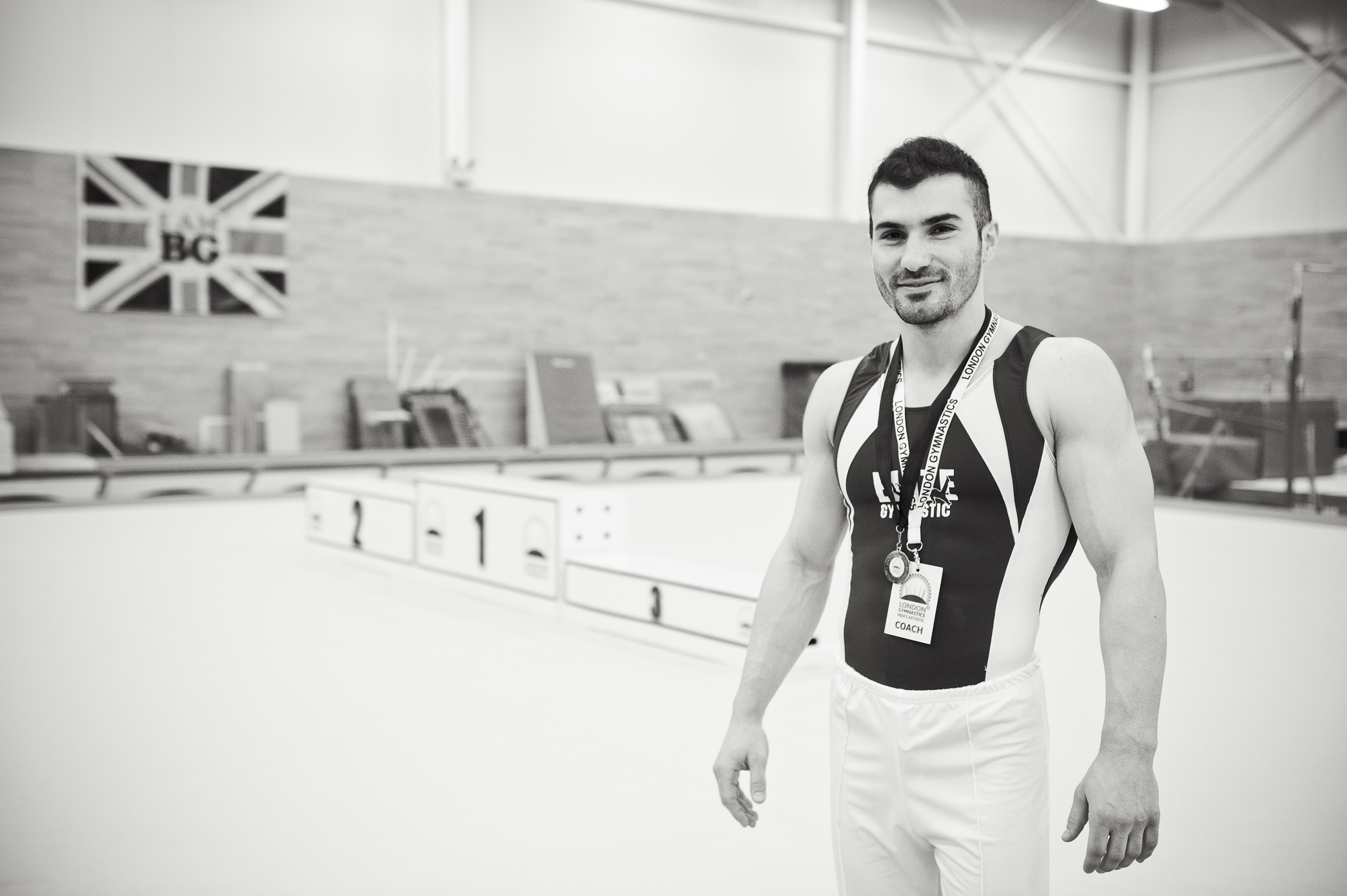 I am Stefan Kolimechkov, Two-Time London Rings Champion