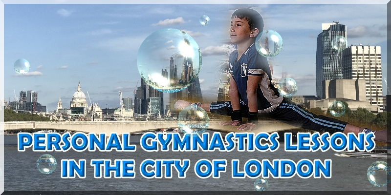 Gymnastics Classes for Kids in the City of London