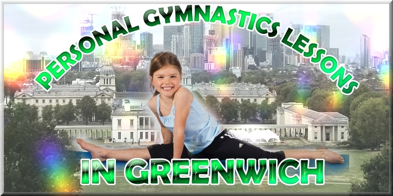 Gymnastics in Greenwich