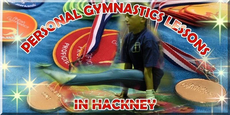 Gymnastics in Hackney