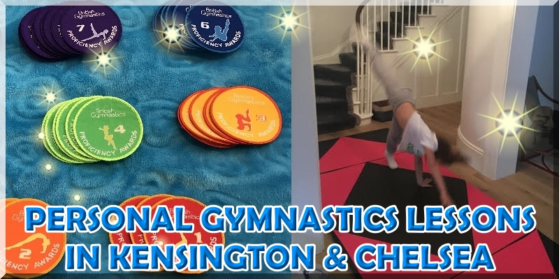 Gymnastics Classes for Children in Kensington and Chelsea