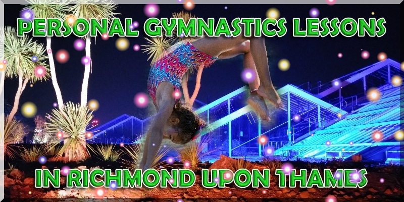 Gymnastics in Richmond