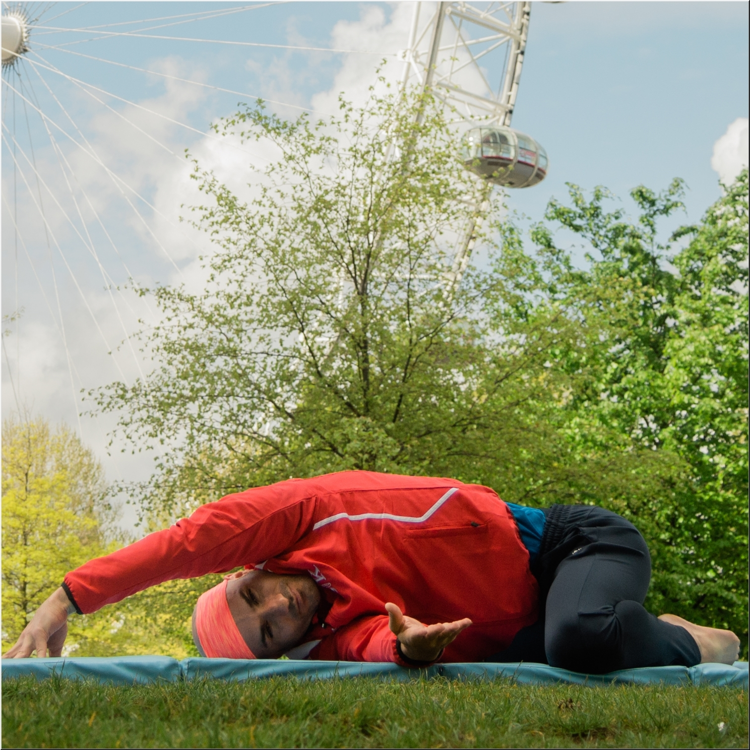 personal yoga lessons in london