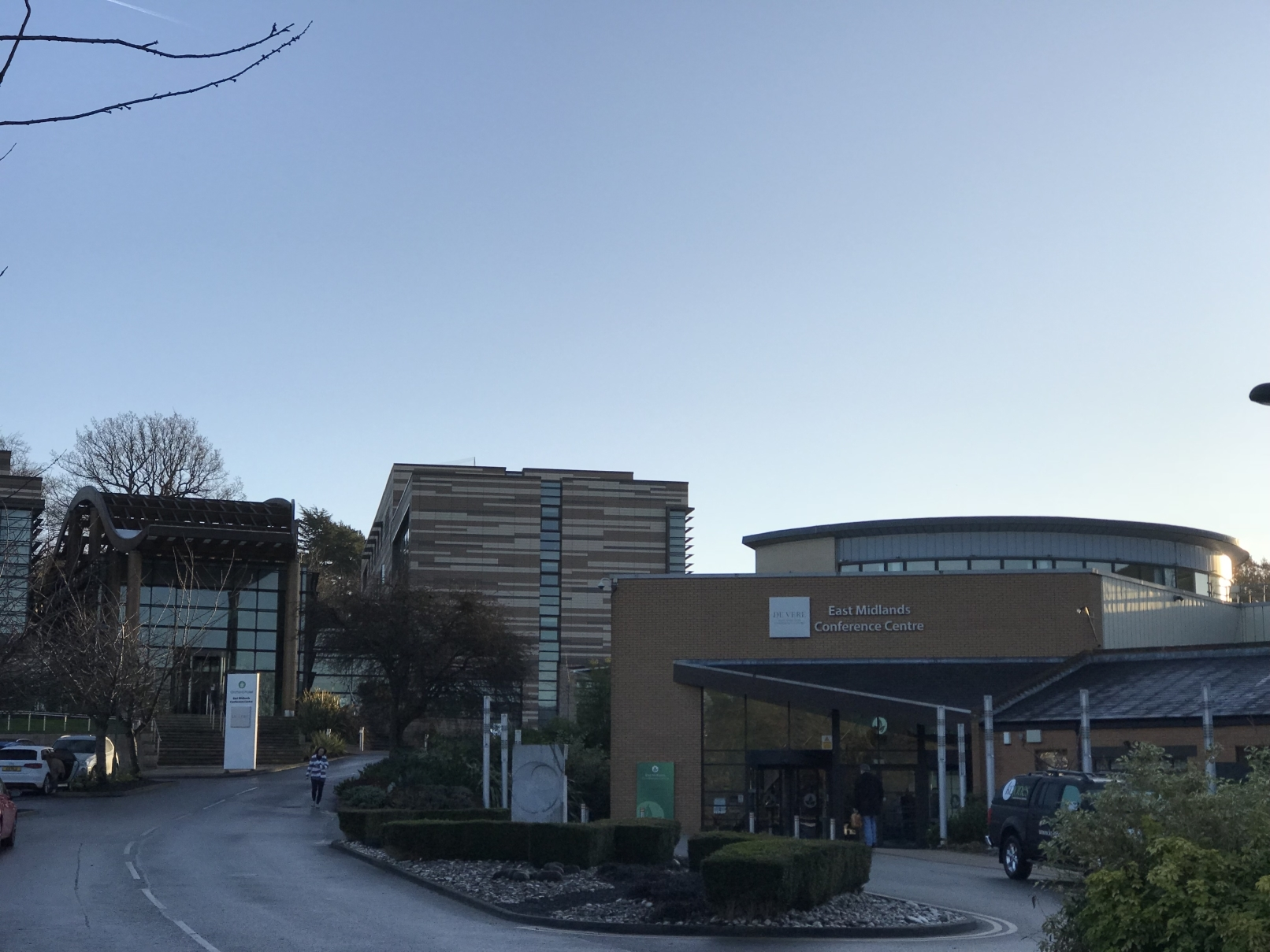 East Midlands's Conference Centre - BASES Conference