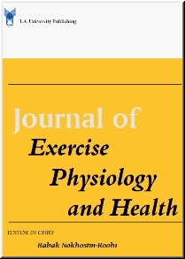 Journal of Exercise Physiology and Health Vol.3/2020