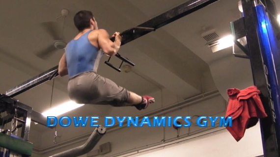 Stef's Work-out at Dowe Dynamics Gym