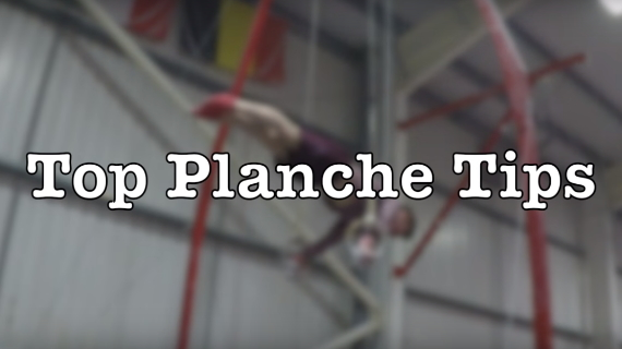 Top Planche Tips
